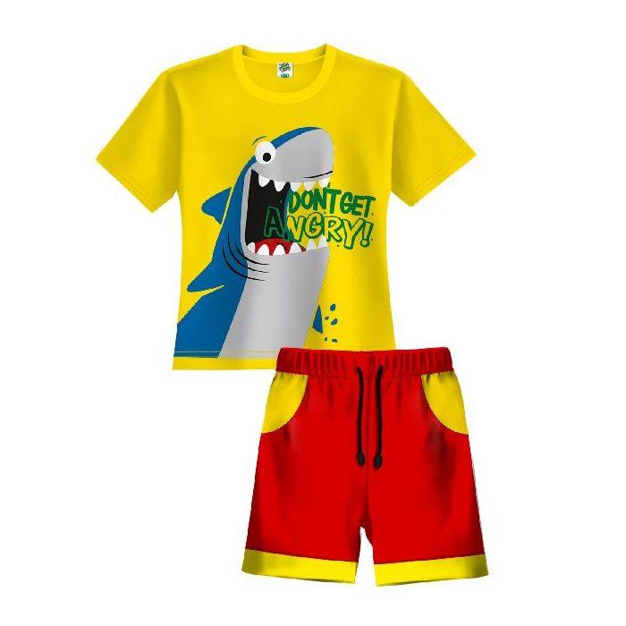 Köpekbalığı Shark قرش ملابس أطفال
