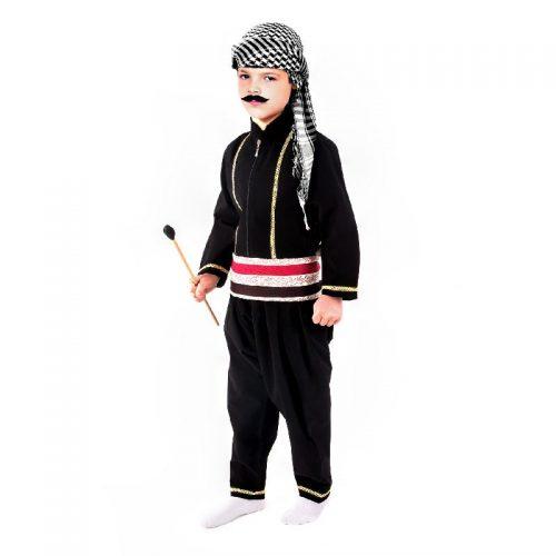 Tough Guy Kids Costume Kabadayı عقيد