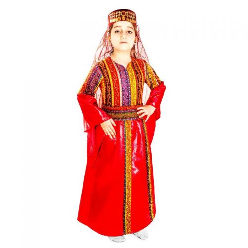 Halime Sultan Costume Red Yörük