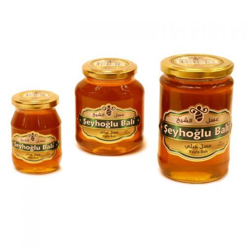 High Mountain Honey - عسل جبلي