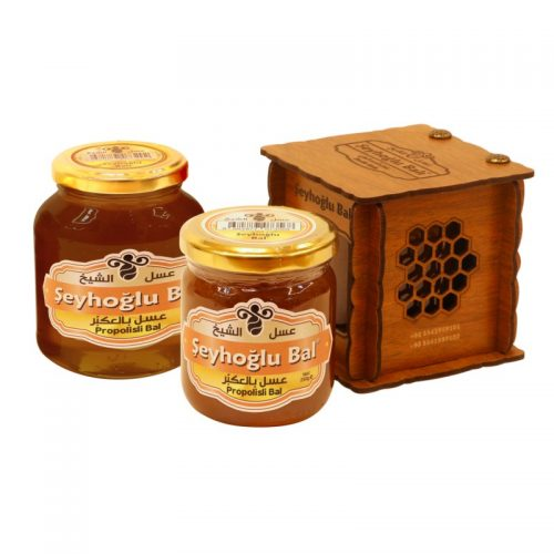 Propolis Honey - عسل بالعكبر
