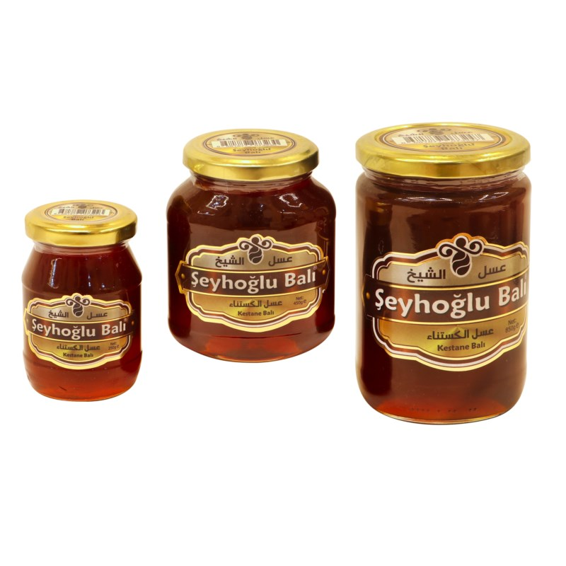 Chestnut Honey - عسل الكستناء