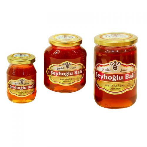 Multifloral Honey عسل أزهار متنوعة