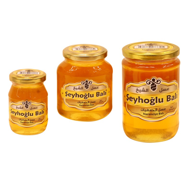 Citrus Honey عسل الحمضيات